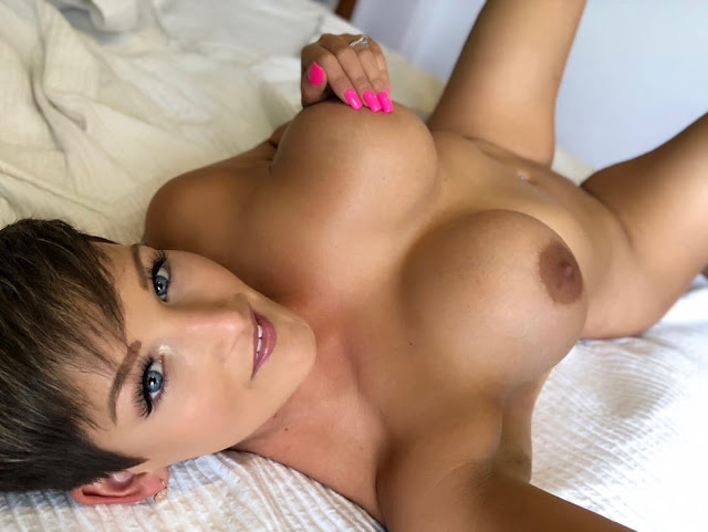 HANNAH BROOKS IS THE GREATEST, BUSTY BRITISH PORNSTAR!