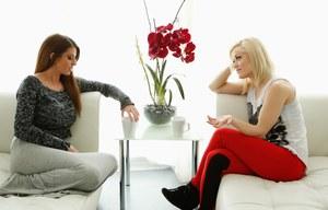Hot girls Brooklyn Chase & Ash Hollywood turn lesbian during nuru massage