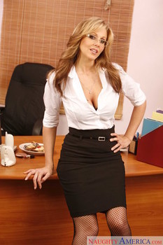 Naughty Office Julia Ann, Marco Banderas