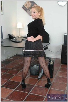 Naughty Office Aiden Starr, Kurt Lockwood