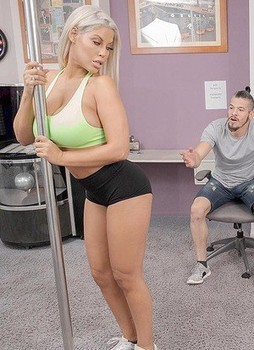 Fit Latina chick Bridgette B gets double fucked after seducing a pair of guys
