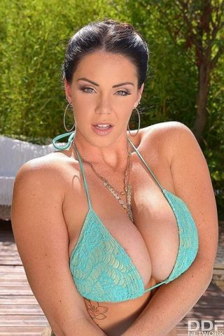 Alison tyler summer brielle busty lesbians plays at pool