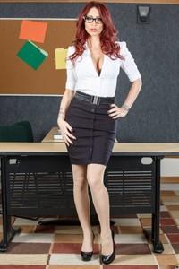 Big Tits At School Monique Alexander