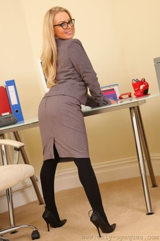 Only Opaques Hannah Claydon